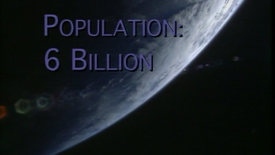 Population 6 Billion